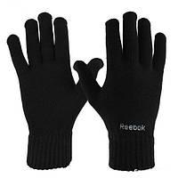 Перчатки спортивные reebok SE M logo glove black Z94723 рибок