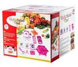 Овощерезка Multi Salad Chef 13 предметов купить Киев , фото 6