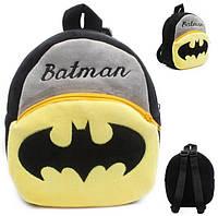 Детский рюкзак для мальчика дошкольного возраста Batman