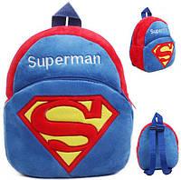 Детский рюкзак для дошкольников Superman