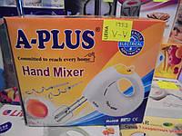 Миксер A-Plus 1553, А-Плюс, миксеры, товары для кухни, блендеры, миксер 1553