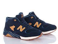 Мужские зимние кроссовки на мехуNew Balance 580