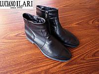 Классические зимние ботинки Luciano Ilari, Italy (41 р)