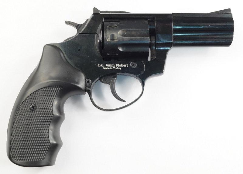 Револьвер под патрон флобера Ekol 3″ Black