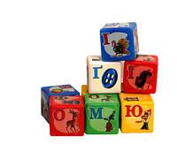 """Игрушка кубики """"азбука радуга технок"""""""