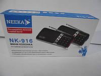 Мини-колонка Neeka NK-916, Плеер, радио колонки,радиоприемники, аудиотехника, радио колонки,оригинальные