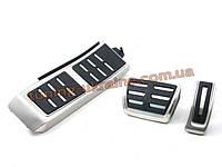 Оригинальные накладки на педали для Audi A7