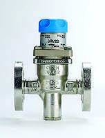 Редукционные клапаны нерж. сталь Ду15 - Ду25 SRV2  (фланцевые, резьбовые)