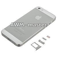 Задняя крышка Apple iPhone 5 белый