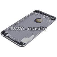 Задняя крышка Apple iPhone 6+ 5.5 черный Оригинал
