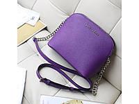 Сумка Michael Kors Cindy Crossbody Bag Purple