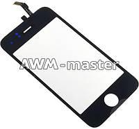 Сенсорное стекло Apple iPhone 3G черный