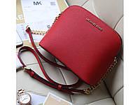 Сумка Michael Kors Cindy Crossbody Bag Red
