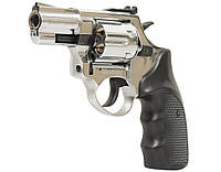 Револьвер под патрон флобера Ekol 3″ Хром