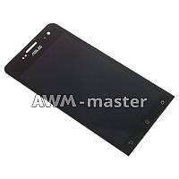Дисплей Asus Zenphone 5 с сенсором. черный H/C