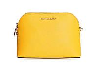 Сумка Michael Kors Cindy Crossbody Bag Yellow