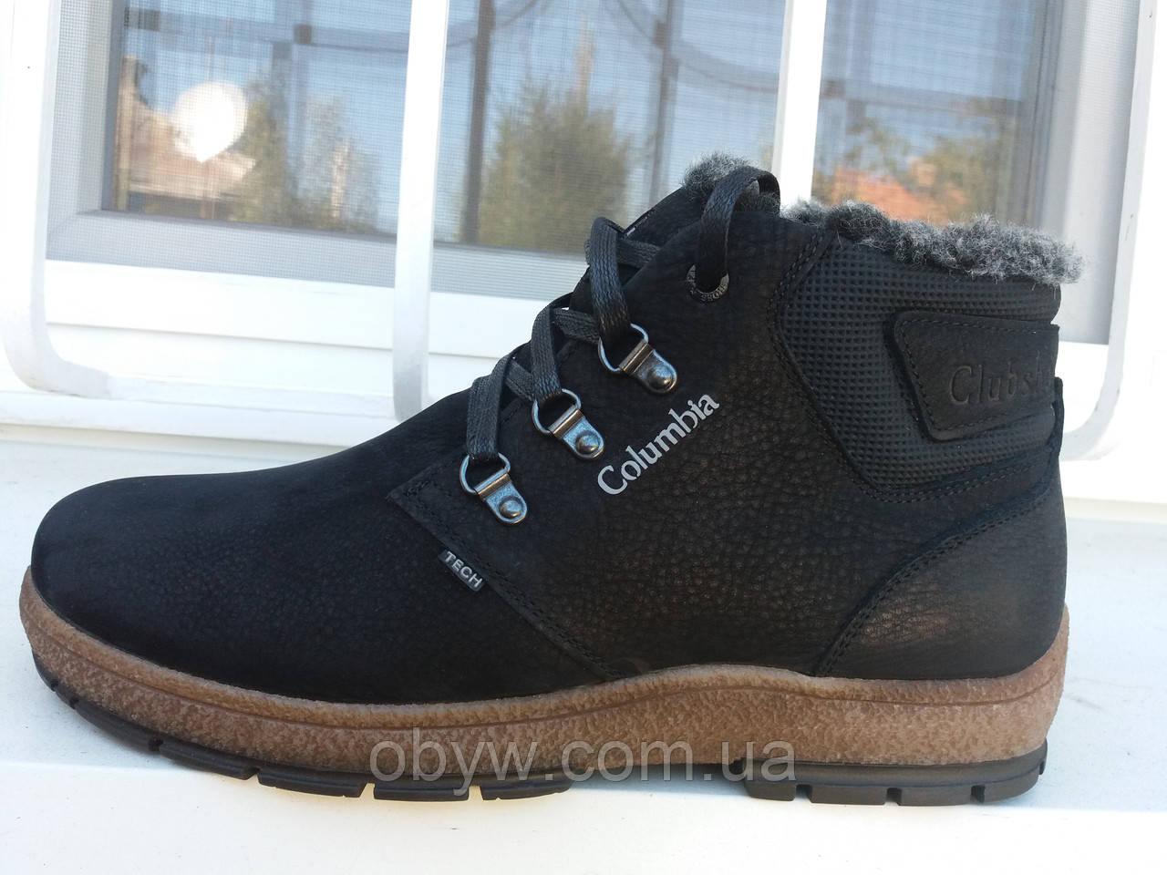 Зимние ботинки Calambia