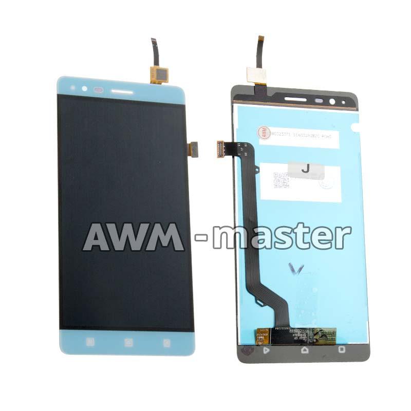 Дисплей Lenovo A7020 Vibe K5 Note с сенсором  белый  Оригинал: продажа,  цена в Одессе  дисплей, touchscreen для телефонов от