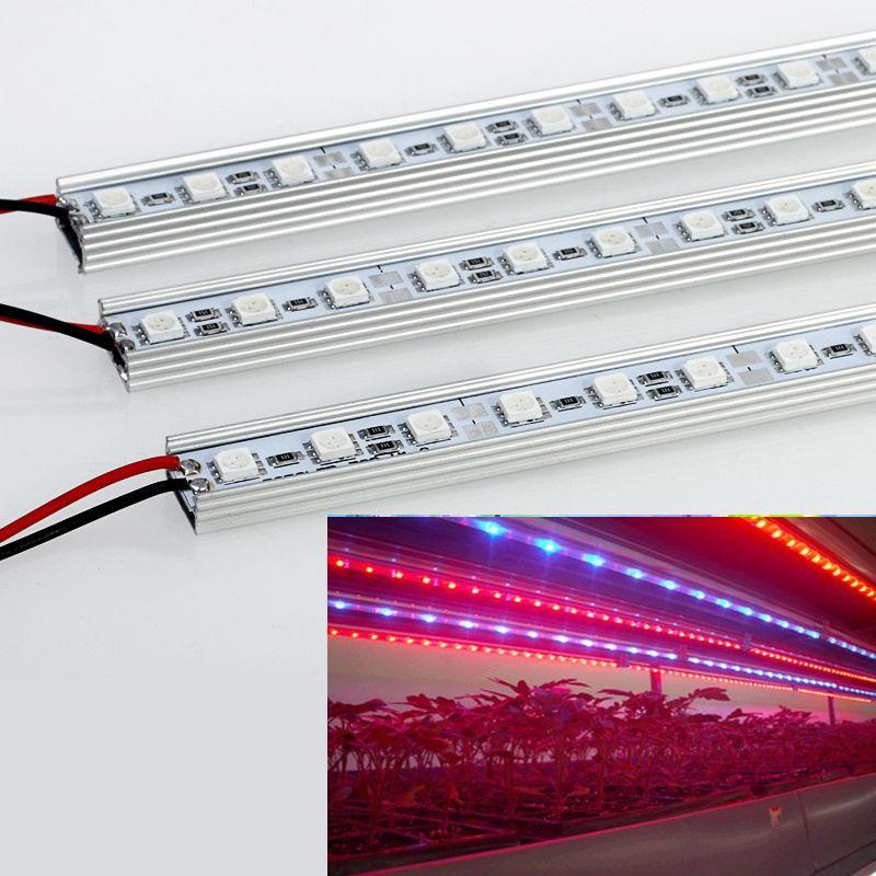 Фитолента для подсветки растений 15W 50см. 12V 36LED SMD5630 (с блоком питания) - LED-Expert: компьютерная и бытовая техника (телевизоры, ноутбуки, планшеты), фитолампы для растений в Киеве