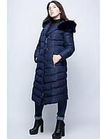 Зимнее плащевое пальто  KAPRE