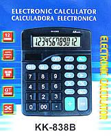 Профессиональный настольный калькулятор 838