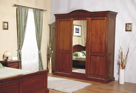 Шкаф 3-х дв. с зеркалом Venetia