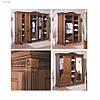 Шкаф 3-х дв. с зеркалом Venetia, фото 2