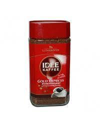 Кава IDEE KAFFEE Gold Express без кофеїну 200 гр, фото 2