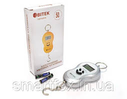 Весы электронные кантер BITEK HYW-D (до 50кг)
