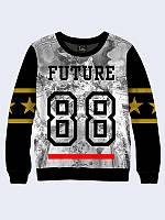 Свитшот Будущее 88 звёзды