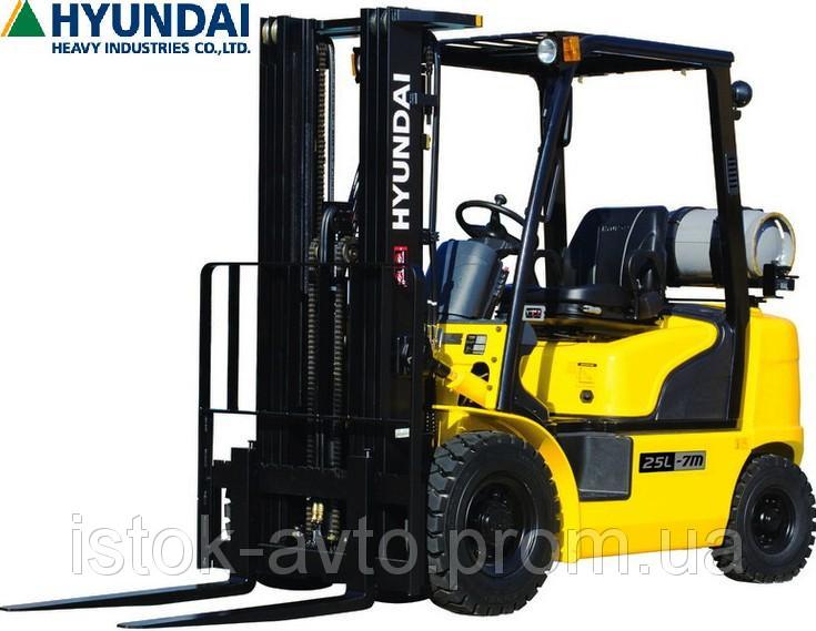 Автопогрузчик Hyundai 25G-7M газ/бензиновый