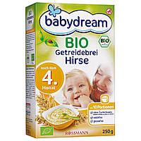 Органическая пшеничная каша с 4-го месяца babydream 250г