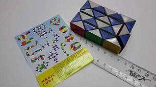 Игрушка змейка рубика/Мин.заказ 3 шт/