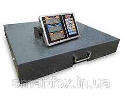 Весы электронные торговые WIFI BITEK YZ-WIFI-500kg 500кг (45х55 см)