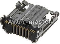 Разъем зарядки Samsung i9200,P3200,P3210,P5200,T2100,T2110,T210,T211 Оригинал