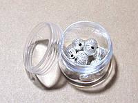 Баночка для хранения мелочей 3,5х3см