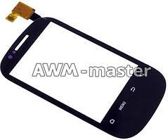 Сенсорное стекло Huawei U8160 черное