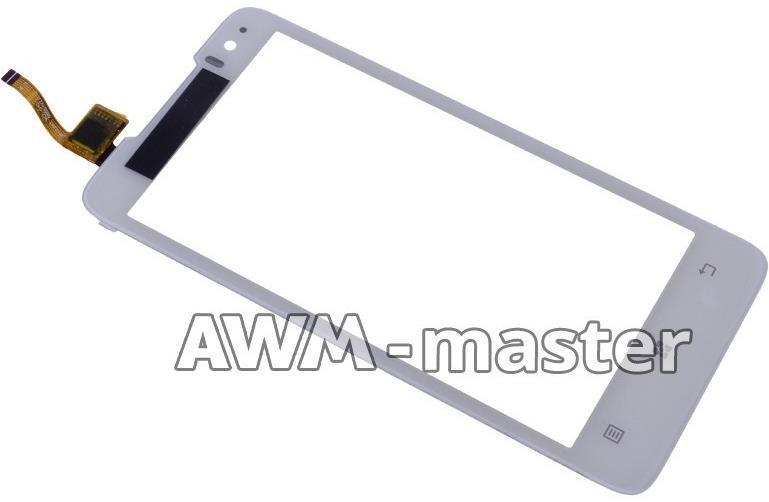 Сенсорное стекло Lenovo P770 белое - AWMmaster в Одессе