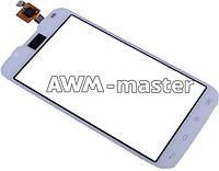Сенсорное стекло LG P715,L7 II Dual белое. Оригинал