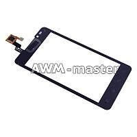 Сенсорное стекло LG P725 Optimus 3D Max черное