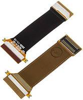 Шлейф Samsung J600,J600E межплатный,с компонентами. копия