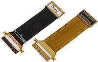 Шлейф Samsung J600,J600E межплатный,с компонентами. Оригинал