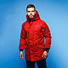 Зимняя куртка Red and Dog Onoma - красная