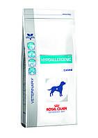 Корм для собак Royal Canin Hypoallergenic 14 кг роял канин при пищевой аллергии или непереносимости