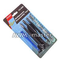 Лопатки для розборки корпусов (пластиковые 5шт Plus 1шт металлическая) Ya Xun YX-690