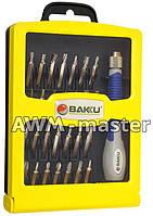 Набор отверток Baku BK-6030 30 in 1 Ручка с насадками: