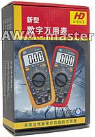 Мультиметр HD VC890DL