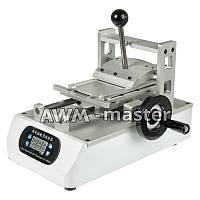 Машинка для снятия OCA клея (пленки) или поляризационной пленки на дисплей, ручной (NEW)