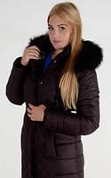 Зимнее женское пальто Мадонна, фото 1