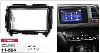 Переходная рамка CARAV 11-564 2 DIN (Honda Vezel)
